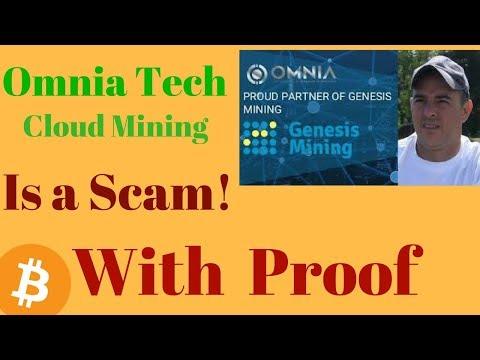 Omnia Scam Update