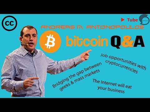 Bitcoin Q and A Job opportunities with cryptocurrencies