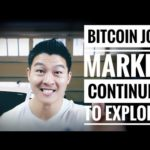 YOUR BITCOIN DREAM JOB is COMING! – Bitcoin Expansion Increases Job Opportunities!