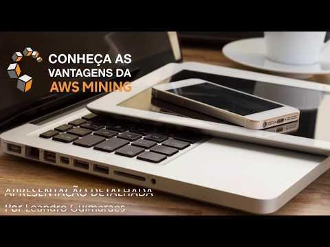 Bitcoin | AWS Mining - Plano de Mineração em Nuvem e Afiliados.
