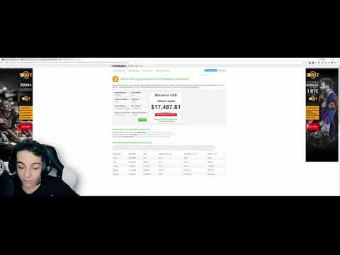 3000$ TH s UPGRADE! BITCOIN CLOUD MINING mit Hashflare deutsch