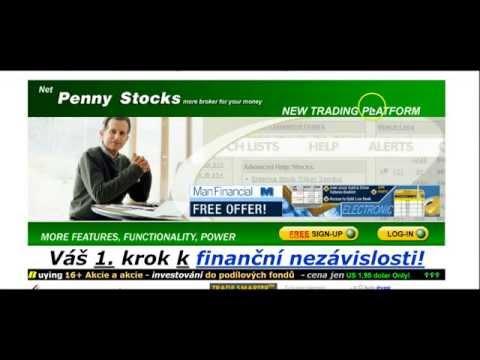 Net Penny Stocks – jednoduché,ověřené,funkční od ROKU 2008