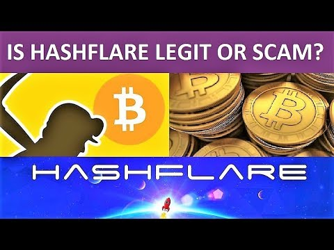 WHY HASHFLARE CLOUD MINING IS LEGIT AND NOT A SCAM - HASHFLARE REVIEW AND EXPLAINED
