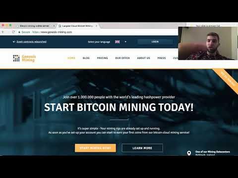 Genesiss Bitcoin Mining Scam Review. Genesis Mining Code