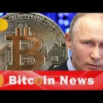 Bitcoin News -  Vladimir Putin 'considers launching cryptocurrency to help Russia evade sanctions'