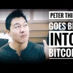 Peter Thiel and Founders Fund Invest in Bitcoin – Buy the News? TODAYS FOMO