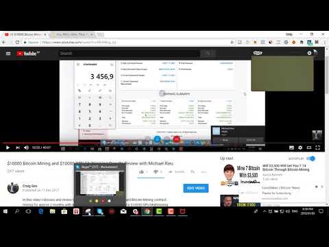 Review 2 -  $10000 Bitcoin Mining And $10000 GPU Multimining Results with Michael Rieu