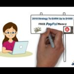 2018 Simple Strategy To Make FREE PayPal Money With PROOF [Online Money Making Now Made Easier]