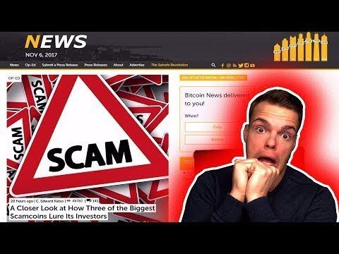 News.Bitcoin.com has called Bitconnect a Scam