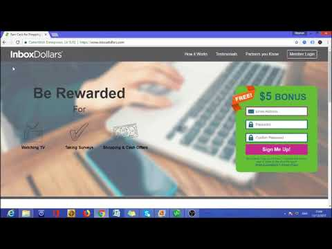 Make Money Online From Websites that Pay You To Do Stuff