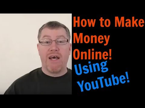 How to Make Money Online using Youtube