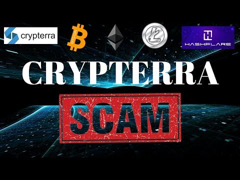 Crypterra Hash Power Delays & Website Down: Did they EXIT SCAM?!