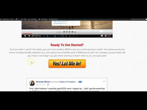 Free Online Opportunity  | Make Money Online Free | Free Way To Make Money Online