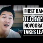 FIRST BANK OF CRYPTO? – Novogratz Begins Dismantling Merchant Banks!