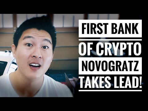 FIRST BANK OF CRYPTO? - Novogratz Begins Dismantling Merchant Banks!
