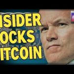 This CRYPTO INSIDER is about to ROCK the Whole BITCOIN World, This is What You NEED TO Know
