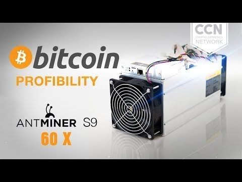 Is Bitcoin Mining Profitable in 2017? Antminer S9 making almost $50 a day?!