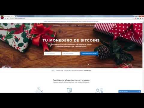 Como crear cartera bitcoin y conseguirlos GRATIS HD