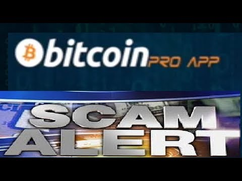 Bitcoin Pro App Review! Another Scam Busted!! BTC Professional App