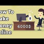 Make money online  6000 $ per month in 2018 – Beginning to reskin