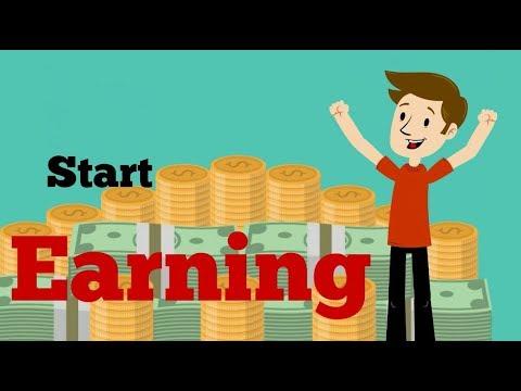Make money online earn money online How to make money fast [2018] [HD]