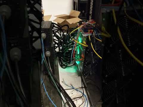 My Bitcoin Mining operation. Antminer S9