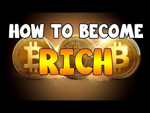 HOW TO BECOME RICH OFF OF BITCOIN! *EASY AND NO SCAM*