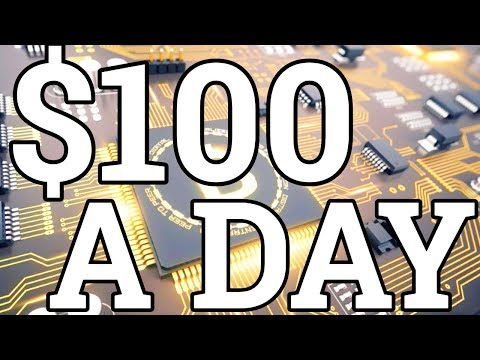 HOW I MAKE $100+ A DAY WITH HASHFLARE BITCOIN CLOUD MINING! TUTORIAL REVIEW, ROI, REINVEST, WITHDRAW