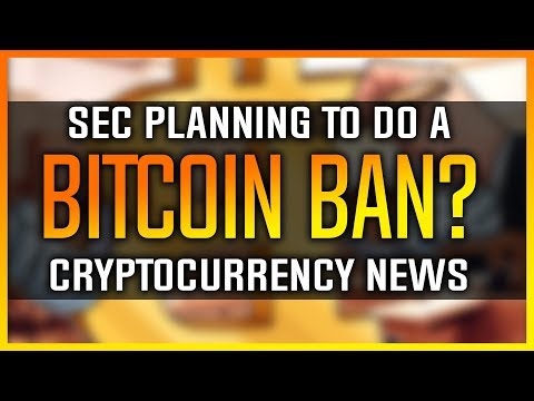 Cryptocurrency News - SEC Banning Bitcoin? Insider Trading? Davorcoin is a SCAM!