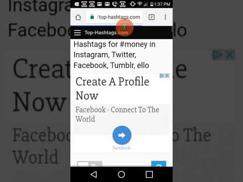 Hashtag$ | theres money in description | make money online