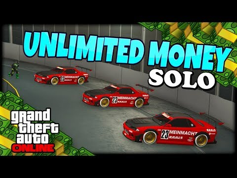 GTA 5 This SOLO Money Glitch Is Going To Make You RICH GTA 5 Online 1.42 (UNLIMITED MONEY) TUTORIAL