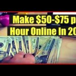 2018 How To Make Money Online Fast! Make Money Online Fast 2018 – Earn $300 A Day Online