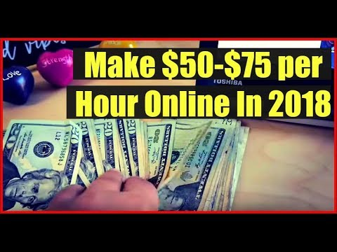 2018 How To Make Money Online Fast! Make Money Online Fast 2018 - Earn $300 A Day Online