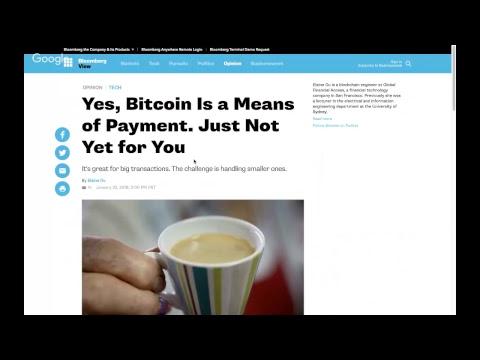 Today in Bitcoin (2018-01-23) - Price Upside? - Bitcoin Bubbled? - Berlin Bitcoin & BitFlyer Europe