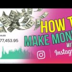 How to make money online with Instagram (UNDER 2 MINUTES) | Make $100 a day – Grow Instagram Account