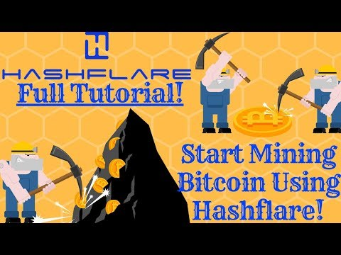 How to Get Started Bitcoin Mining Using Hashflare - Bitcoin Mining Guide - Make MONEY Mining Bitcoin