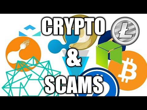 Bitcoin and Crypto Scams