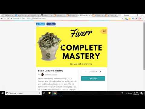 Ask Me Anything - How to make money online in 2018 - Work from home jobs - 10k On Fiverr