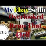 Best items to sell on ebay-How To Make Money Online