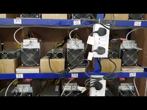How to set UP BITCOIN  Mining BY BITMAIN Antminer  L3   For Best Air Circulation