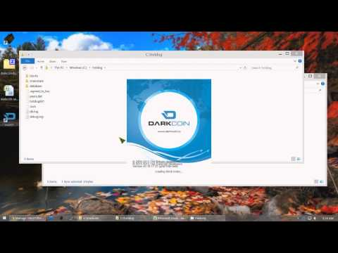Darkcoin Tutorial - How To Setup and Update Masternodes