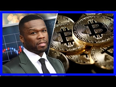 Rapper 50 Cent is 'per ongeluk' bitcoin-miljonair