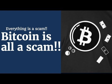 Crypto, Bitcoin, ICOS are all a scam! You Need to watch! (Give away coming soon!)
