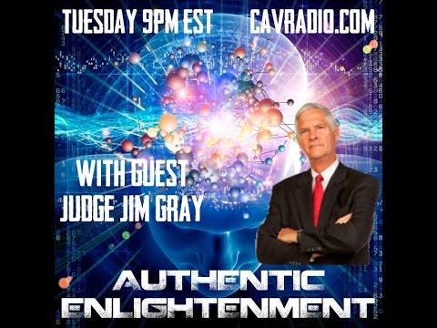 Anarchism vs Libertarianism w/ Judge Jim Gray