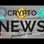 IOTA coin news 2018 – Cryptocurrency news – Coincheck Hack – Bitcoin news