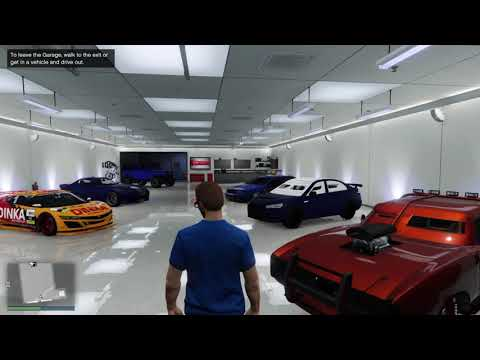 This is the easiest way to make money in GTA ONLINE!1.mp4
