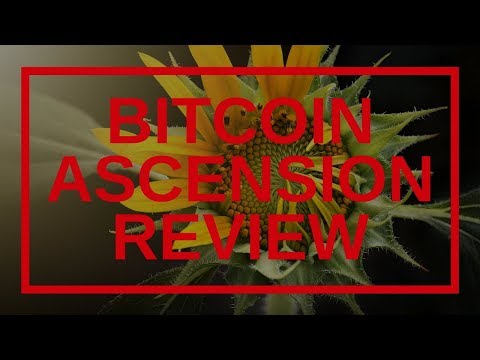 Bitcoin Ascension Scam Review - WARNING!! SEE THIS FIRST!!