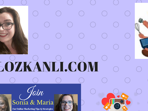 How To Make (more) Money Online and from Home | Sonia and Maria Live epi076
