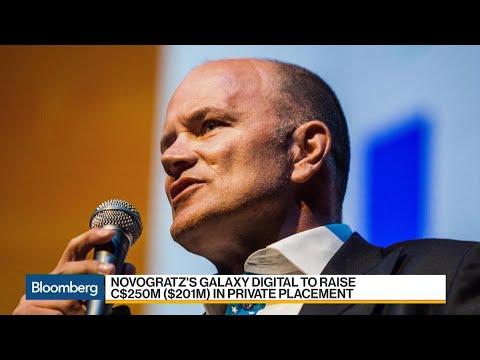 Novogratz Focuses Merchant Bank on Cryptocurrencies