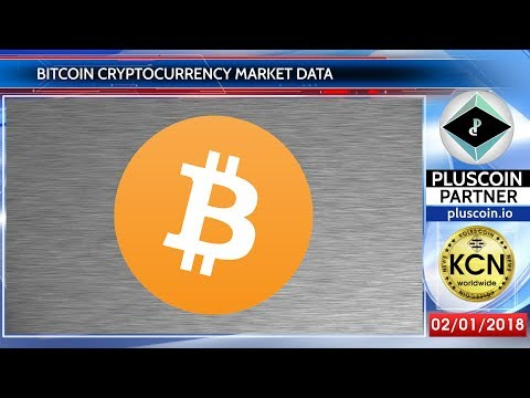 BITCOIN CRYPTOCURRENCY MARKET DATA